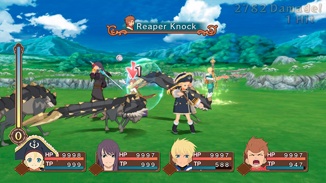 Tales of Vesperia Definitive Edition Gameplay Pc
