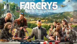 Game Far Cry 5 for PC Free Download