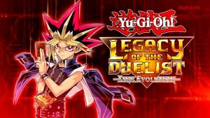 Yu-Gi-Oh Legacy of the Duelist Link Evolution PC Free Download