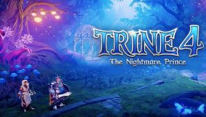 Trine 4 The Nightmare Prince PC Free Download Full Version