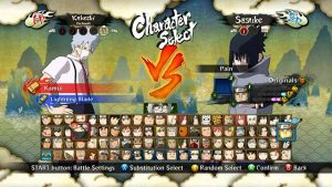 Naruto Shippuden Ultimate Ninja Storm 3 PC