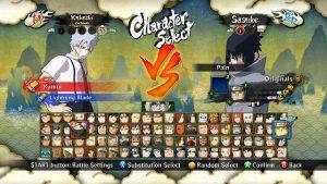 Naruto Shippuden Ultimate Ninja Storm 3 PC