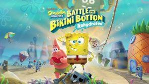 SpongeBob SquarePants Battle for Bikini Bottom Rehydrated for PC Free Download