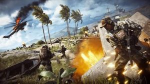 Battlefield 4 PC Free Download Full Version