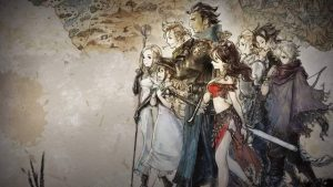 Octopath Traveler PC Free Download Full Version