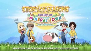 Story of Seasons Friends of Mineral Town PC Free Download Full Version