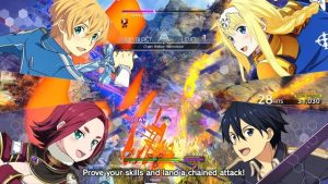 Sword Art Online Alicization Lycoris PC Free Download Full Version
