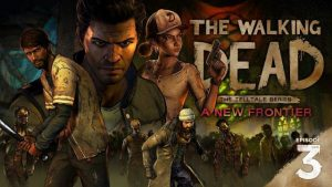 The Walking Dead A New Frontier PC Free Download Repack Version Terbaru
