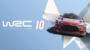 WRC 10 FIA World Rally Championship PC Free Download Repack Version